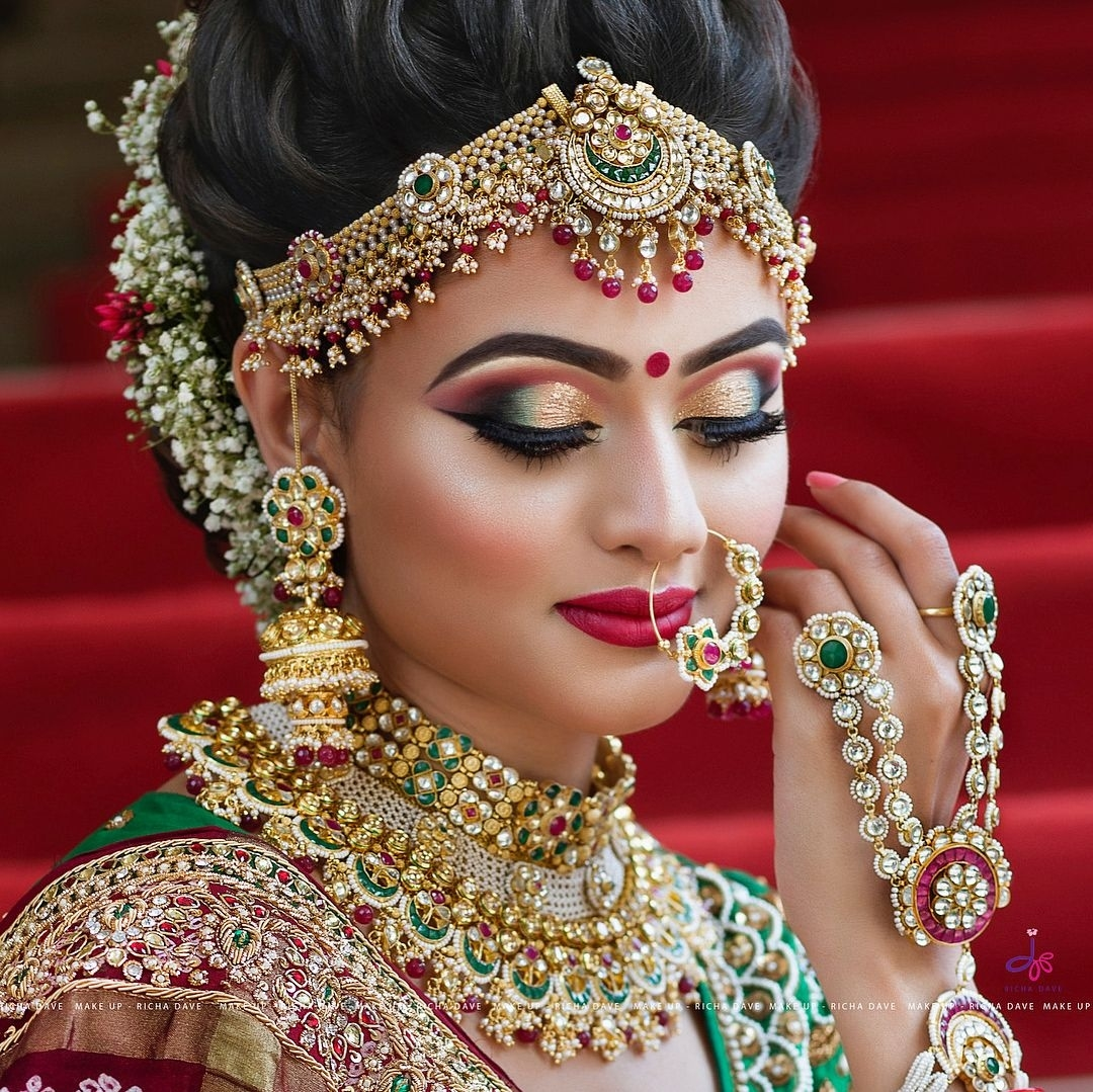 Dyf Certified Graduate Spotlight Of The Da | Pakistani regarding Indian Wedding Makeup Pictures