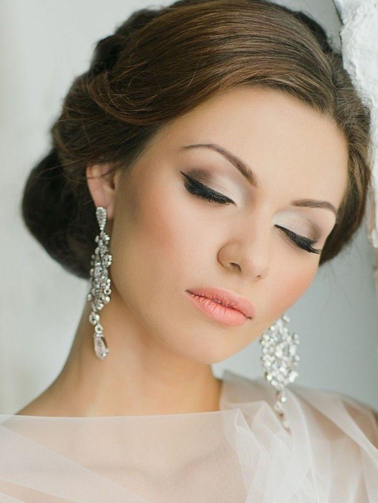 Elegant Wedding Makeup | Gorgeous Wedding Makeup, Natural inside Wedding Makeup Pictures