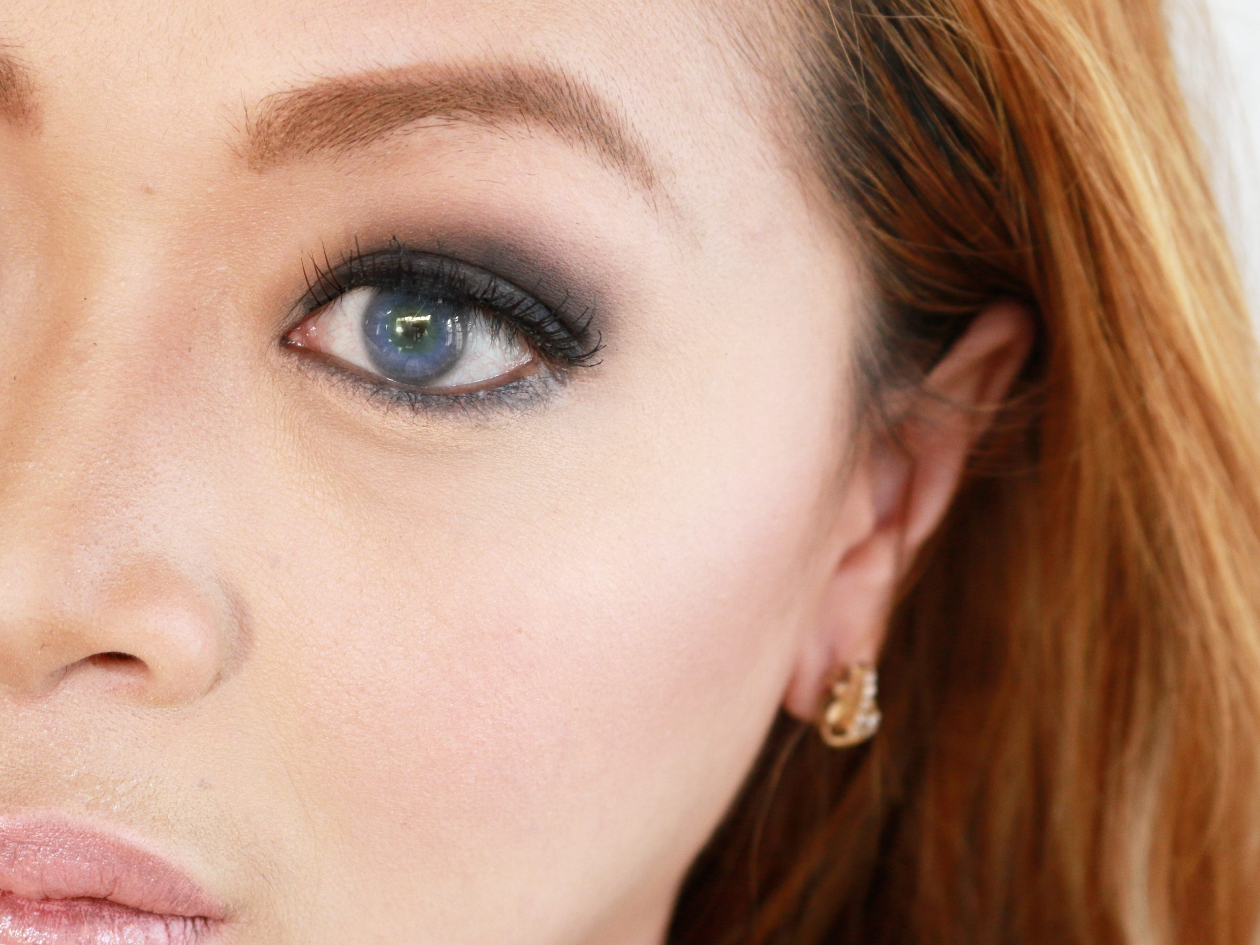 How To Do Eye Makeup For Blue Eyes (With Pictures) - Wikihow intended for How To Put On Makeup For Blue Eyes And Blonde Hair