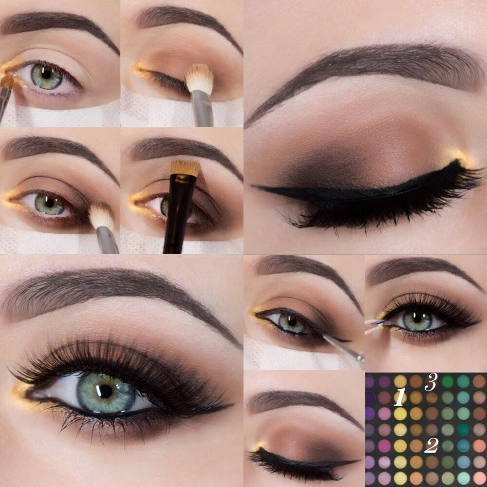 Makeup For Green Eyes Tumblr - Cat Eye Makeup throughout Makeup Tutorial For Green Eyes Tumblr