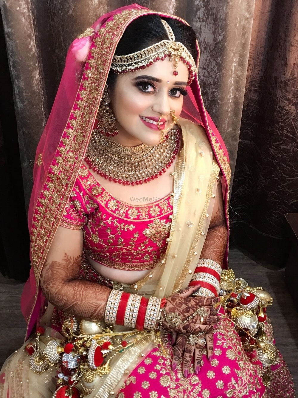 Photo From Ultra Hd Bridal Look - By Yeshna Vij Makeup Artist inside Bridal Makeup Pics Hd