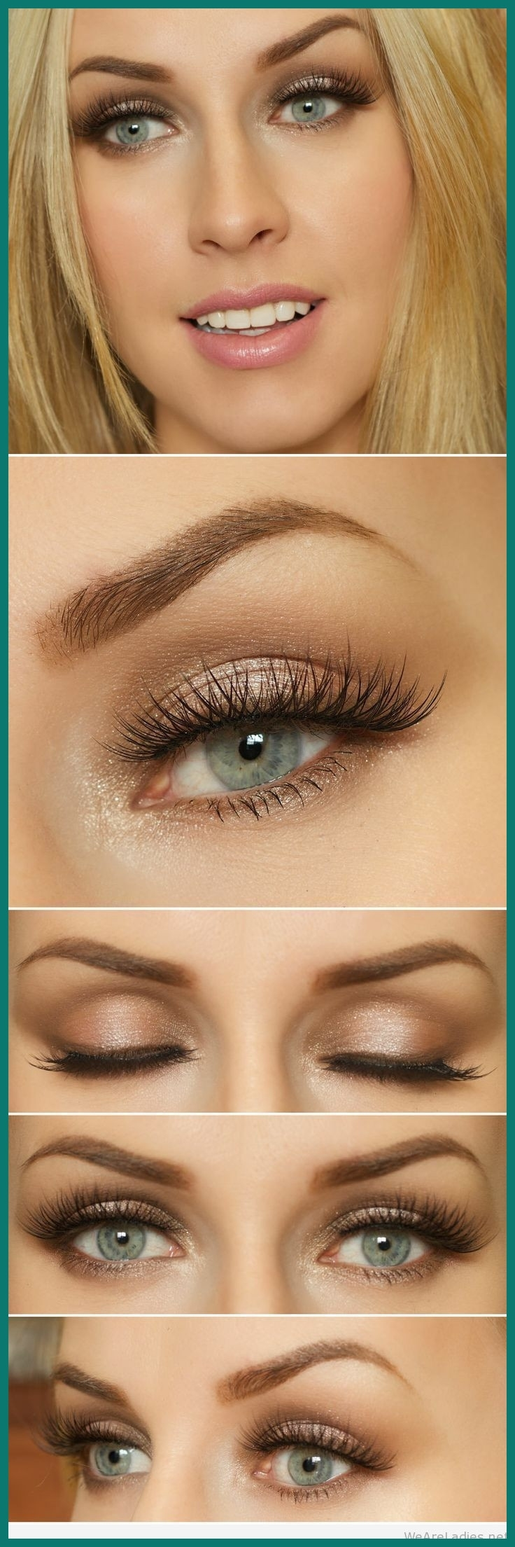 Sightly Eyeshadow Colors For Blue Eyes And Blonde Hair Image with Best Eyeshadow For Blue Green Eyes Blonde Hair