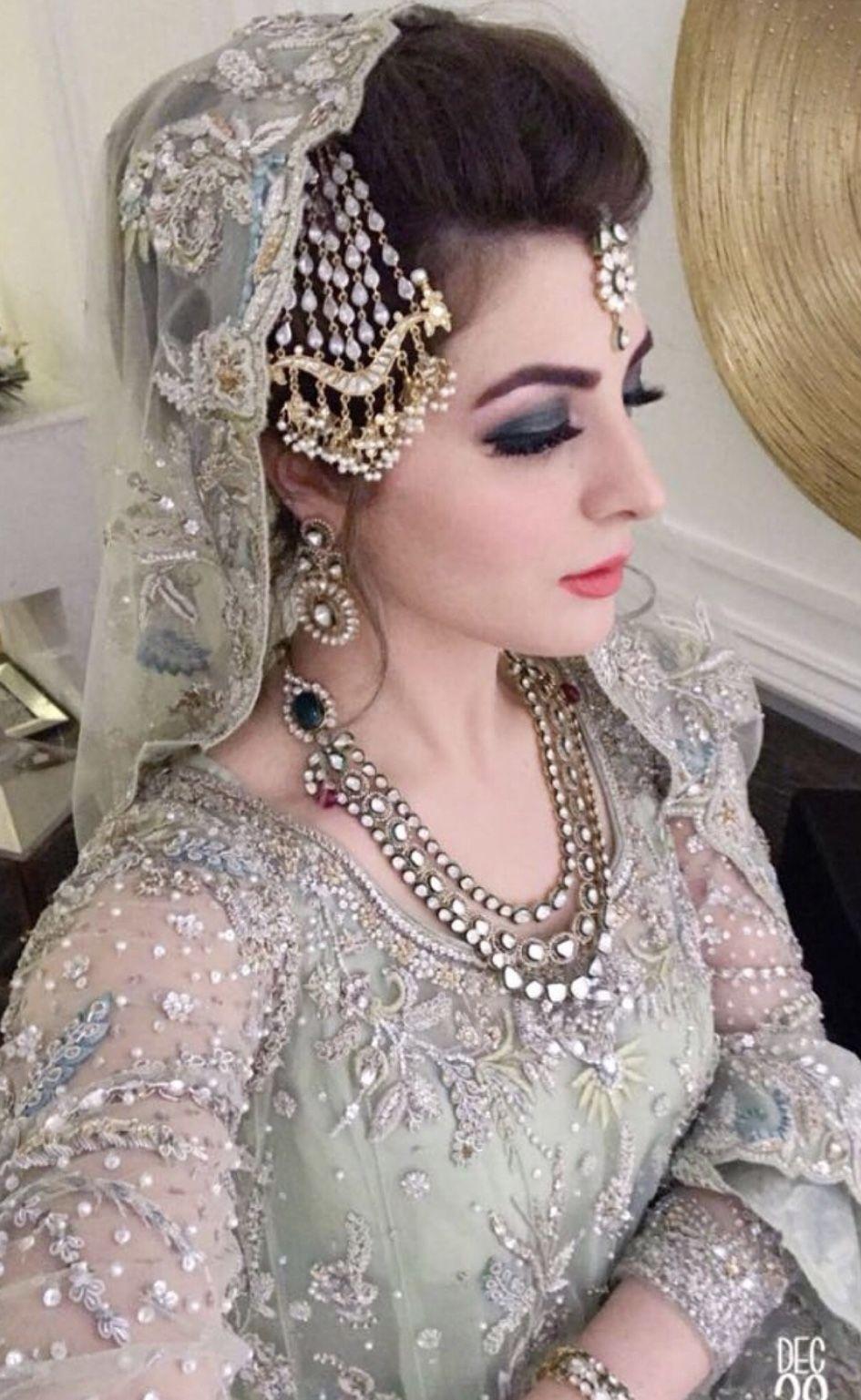 Walima Look | Pakistani Bridal Makeup, Pakistani Bridal for Pakistani Bridal Walima Makeup Pictures