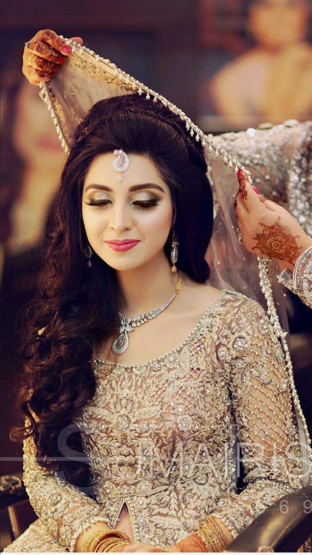 Wedding Hairstyles Pakistani Acupressure Points Pakistani regarding Pakistani Bridal Makeup Photo Sharing