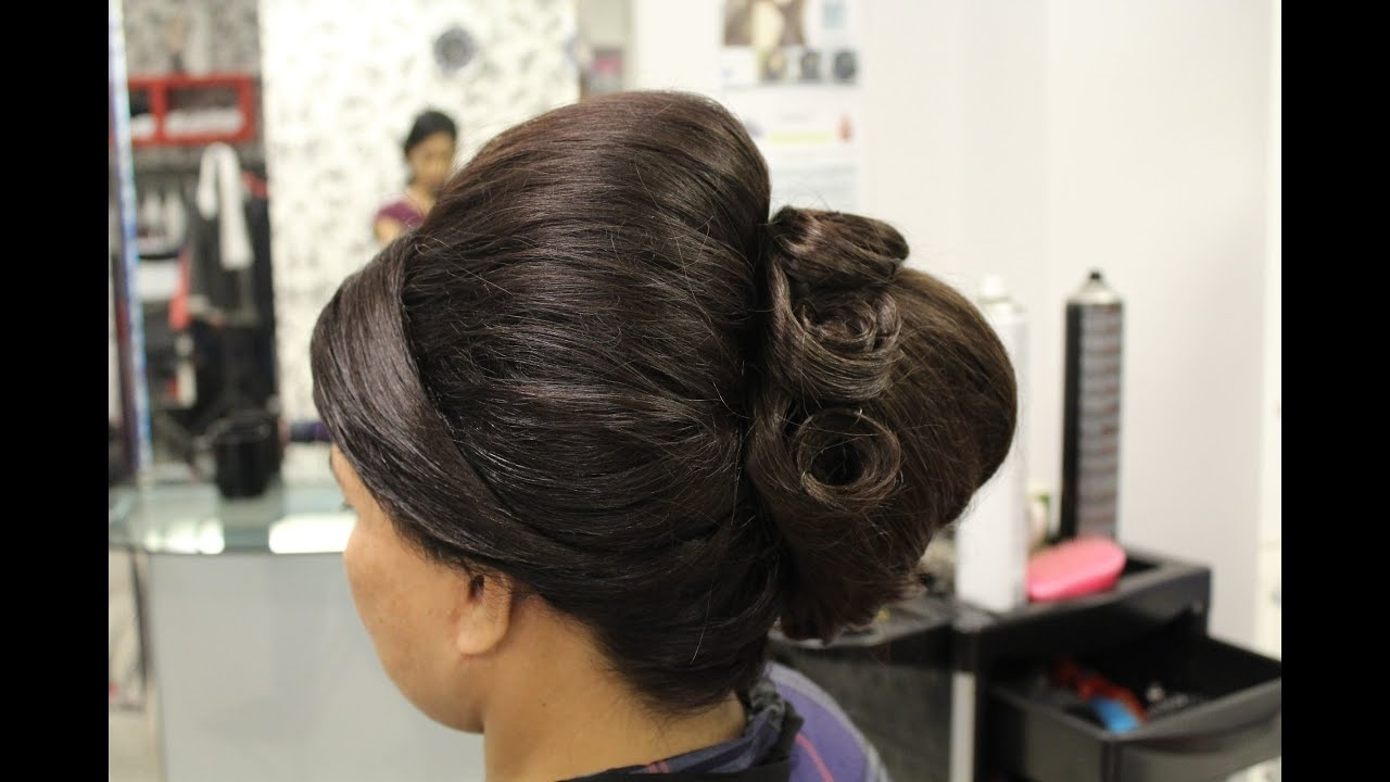 How To: Indian Bridal Hairstyles For Short Hair for Indian Wedding Hairstyle Video