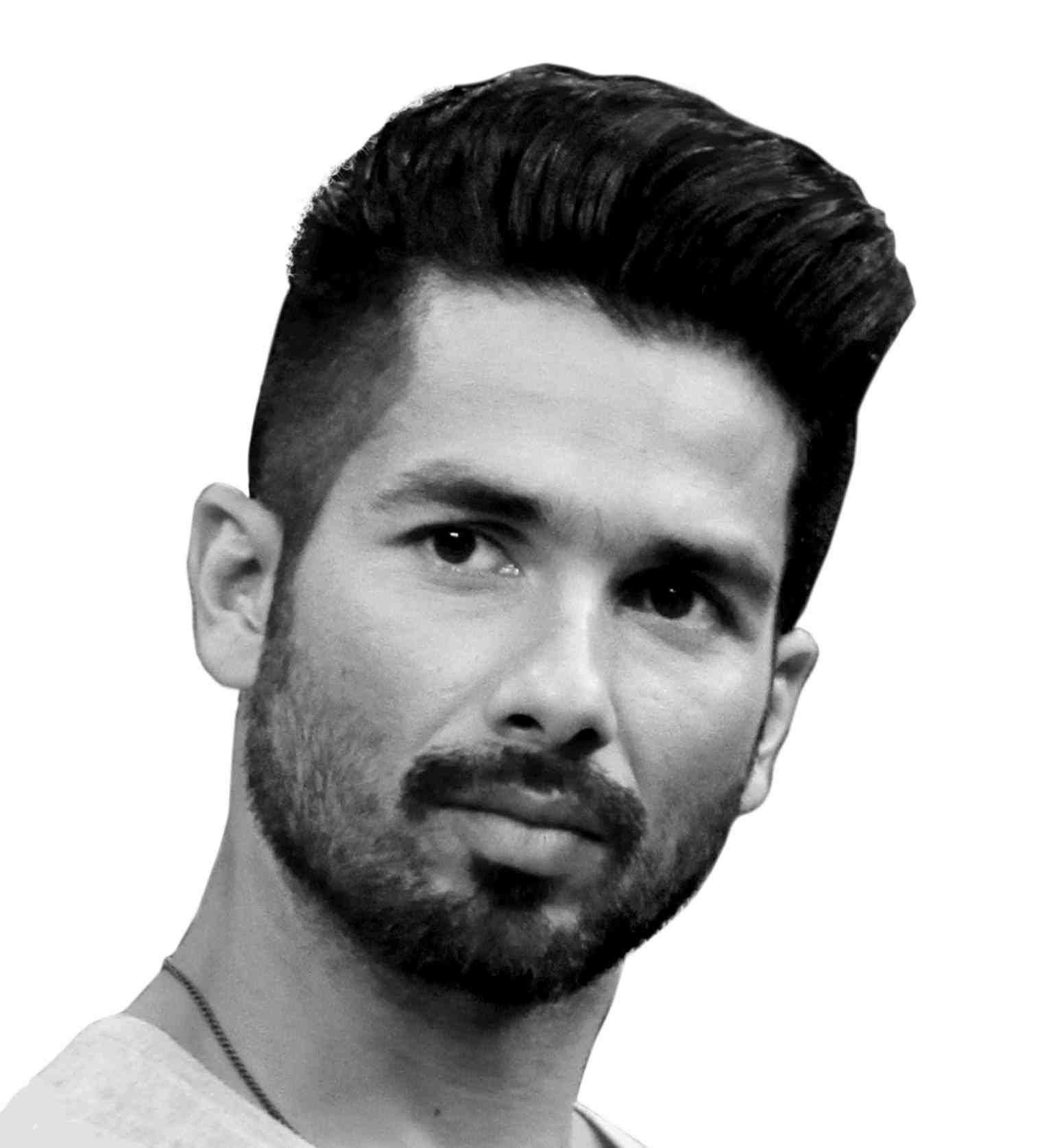 Indian Hair Style Man Simple - Wavy Haircut