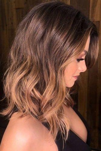 25 Popular Medium Haircuts For Women   Lovehairstyles regarding Extra Long Bob Hairstyles