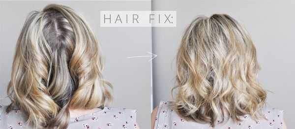 Hair Fix: The Dreaded Back Part | Hair Fixing, Parting in Hairstyles For Boys With Cowlicks On Back Of Head