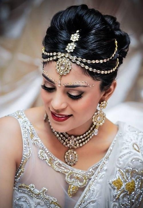20 Ideas Of Indian Bridal Long Hairstyles with Indian Hairstyle For Long Hair For Wedding