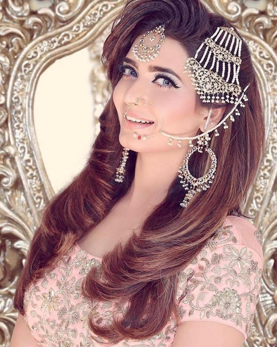 40 Indian Bridal Hairstyles Perfect For Your Wedding with regard to Indian Bridal Long Hairstyle