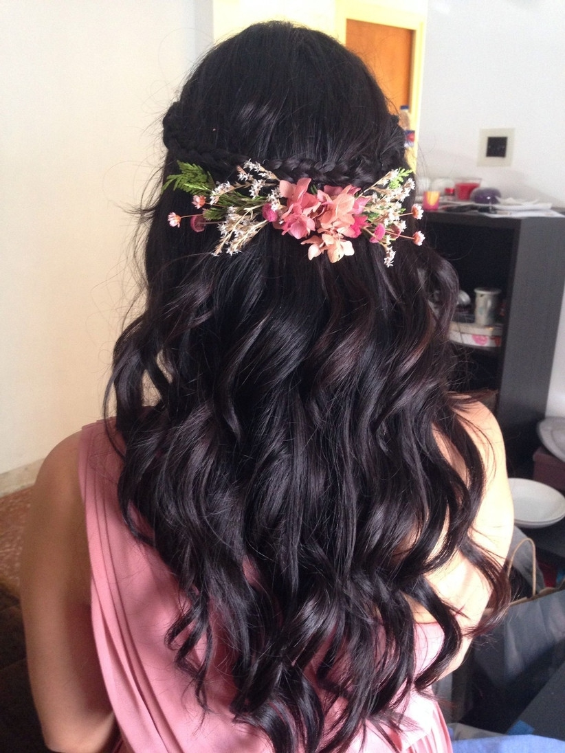8 South Indian Wedding Hairstyles For Long Hair Which throughout Hairstyles For Long Hair South Indian Wedding