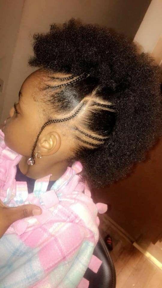 Frohawk😍 | Girls Hairstyles Braids, Baby Girl Hairstyles pertaining to Indian Baby Girl Hairstyle For Short Hair