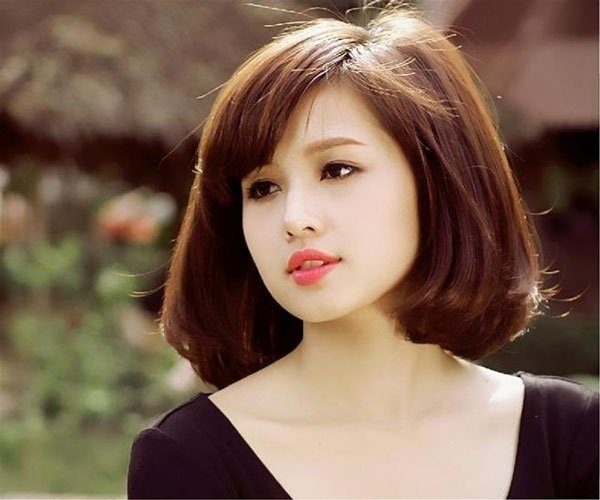 Haircut For Thin Hair And Round Face Indian : 9 Suitable for Indian Hairstyles For Thin Wavy Hair And Round Face