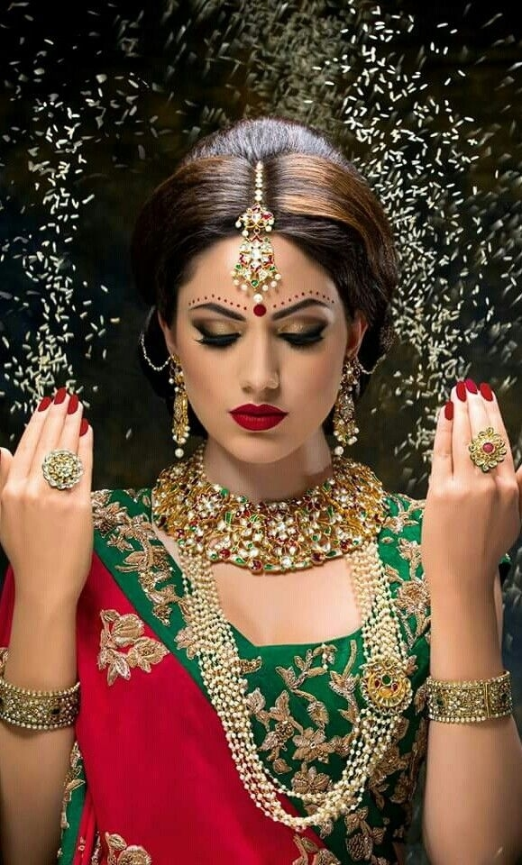 There'S A Unique Beauty In Every Culture   Estilo De Noiva inside Indian Hair And Makeup Artist East London